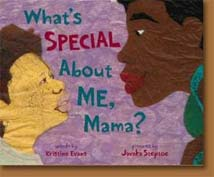 What's Special about ME, Mama? cover